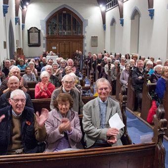 St John's, Lemsford - 14th November 2016