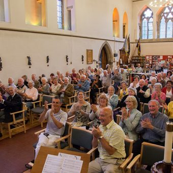 All Saints' Church, Croxley Green - 13th July 2015